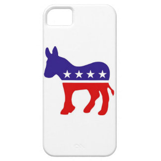 Democrat Donkey  iPhone 5 Barely There Case