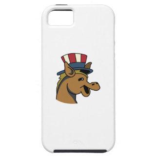 DEMOCRAT DONKEY iPhone 5 COVERS