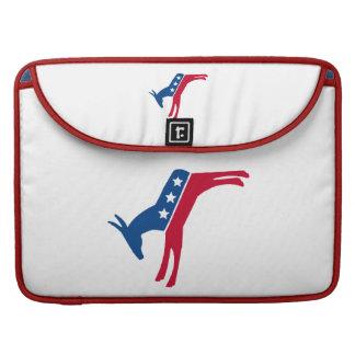 Democrat Donkey MacBook Pro Sleeve