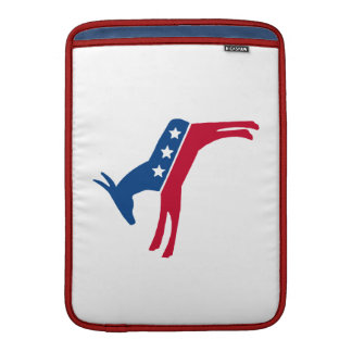 Democrat Donkey MacBook Sleeve