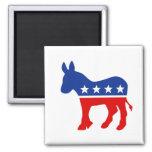 Democrat Donkey Magnet