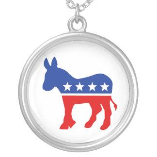 Democrat Donkey Necklace