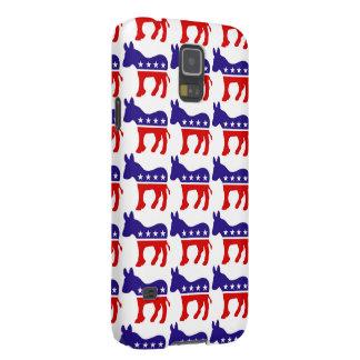 Democrat Donkey Pattern Galaxy S5 Case