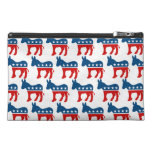 DEMOCRAT DONKEY PATTERN.png Travel Accessory Bags
