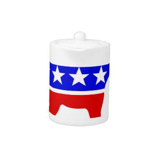 Democrat Donkey Political Symbol