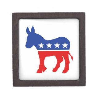 Democrat Donkey Premium Gift Box