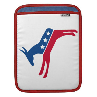 Democrat Donkey Sleeve For iPads