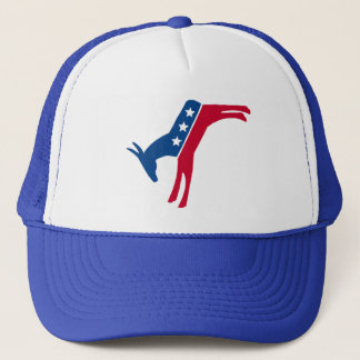 Democrat Donkey Trucker Hat