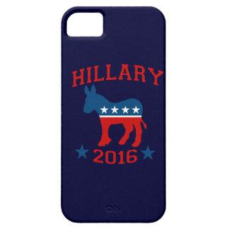 DEMOCRAT HILLARY 2016 iPhone 5 CASES