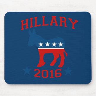 DEMOCRAT HILLARY 2016 MOUSE PADS