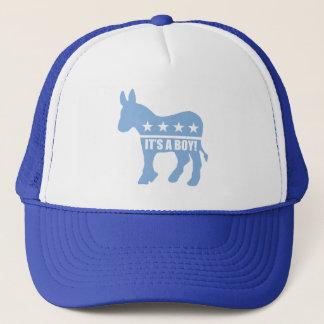 democrat it's a boy caps