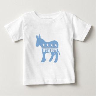 democrat it's a boy toddler t-shirts