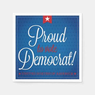 Democrat Napkin