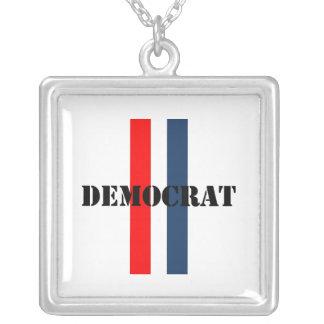 Democrat Pendant
