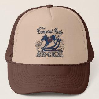 Democrat Party Rocks Trucker Hat