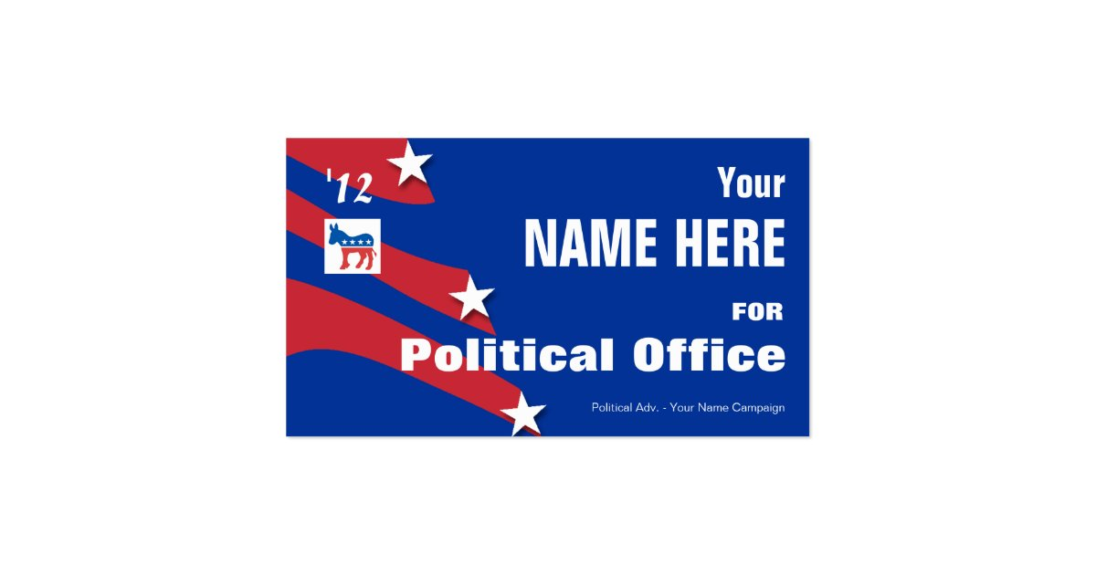 Campaign Business Cards - Getfiles.us