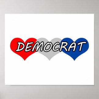 Democrat Posters