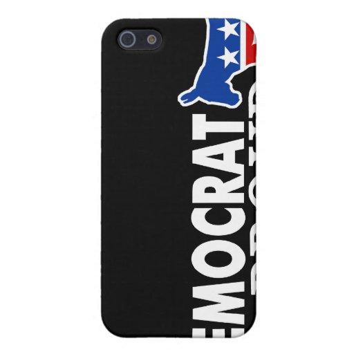 Democrat & Proud case for iPhone 4