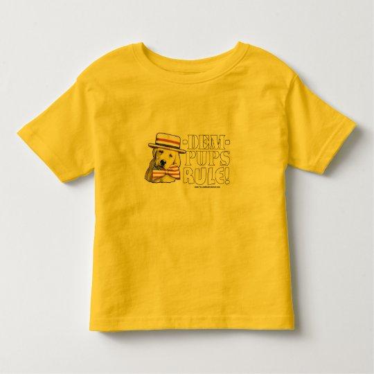 Democrat Pups Rule Shirt