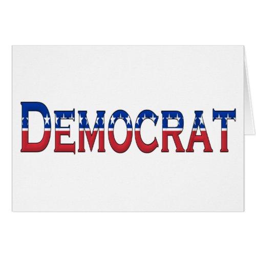 Democrat Stars and Stripes Logo