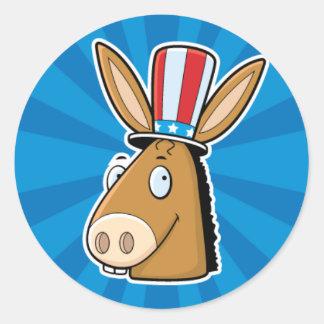 Democrat Sticker