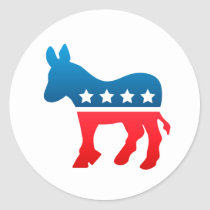 Democrat Stickers