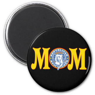 Democrat T-shirts and Gifts For Mom Magnet