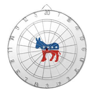 democrat usa party dart board united states