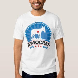 Democrat! Vote Blue! Shirts