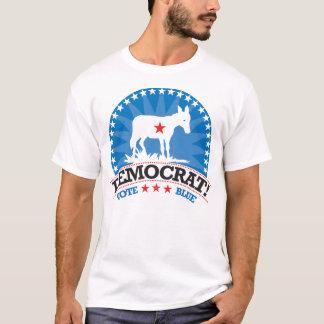 Democrat! Vote Blue! T-Shirt