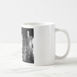 democrat voter fraud classic white coffee mug