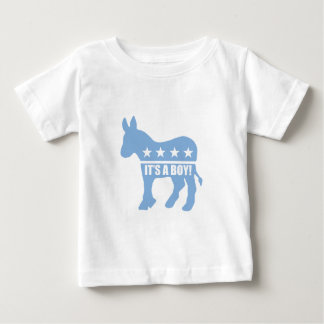 demócrata es camisetas de un niño del muchacho playeras
