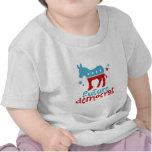 Demócrata futuro camisetas
