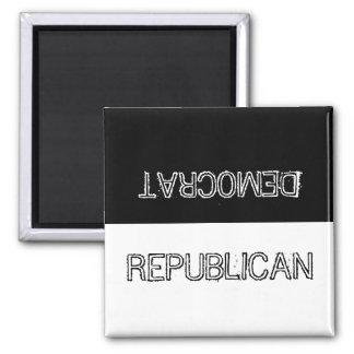 ¿Demócrata o republicano? Imán