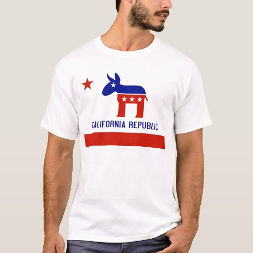 demócrata político de California Playera