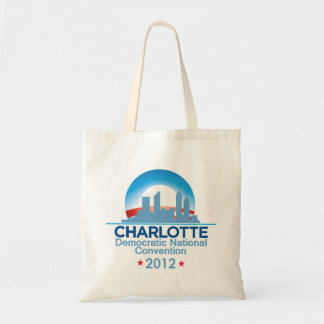 Democratic Convention Budget Tote Bag