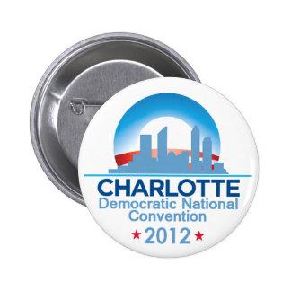 Democratic Convention Pin