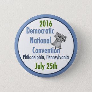 Democratic Convention Button