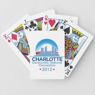 Democratic Convention Card Deck