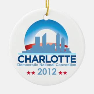Democratic Convention Ceramic Ornament