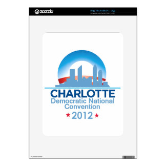 Democratic Convention iPad Decal