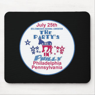 Democratic Convention Mouse Pad