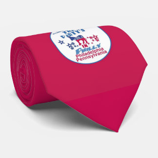 Democratic Convention Neck Tie