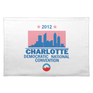 DEMOCRATIC CONVENTION PLACEMAT
