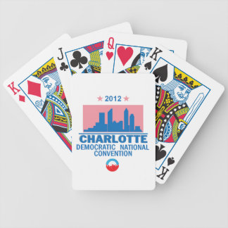 Democratic Convention Playing Cards