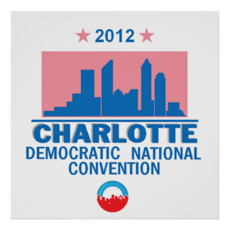 Democratic Convention Posters