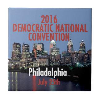Democratic Convention Tile