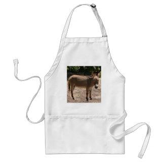 Democratic Donkey Adult Apron