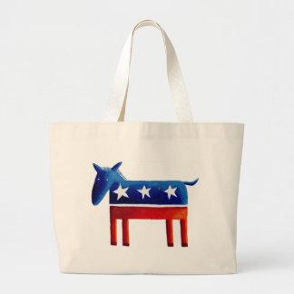 Democratic Donkey Bags