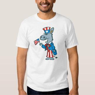 Democratic Donkey Cartoon shirt